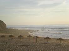 A nossa praia...