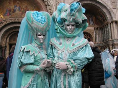 El Carnaval De Venecia Surge A Partir De La Tradicion