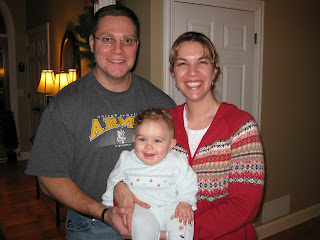 Bob & Jenny Sylvester with daughter, Caitlin