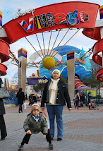 Noah & Me, Disney Land, Paris