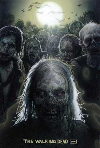 -Imagenes raras e inconseguibles del cine de terror- - Página 2 WALKING+DEAD+Poster