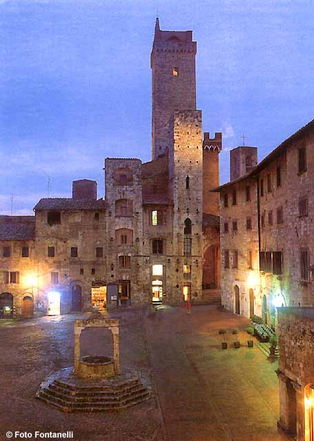christ church tuscany 2010 san gimignano background. Black Bedroom Furniture Sets. Home Design Ideas