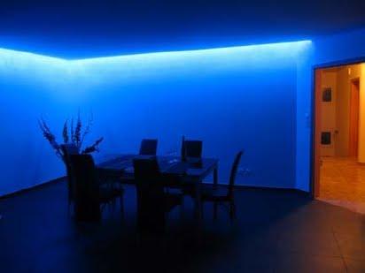 Lichtdesign Wohnzimmer EFH Dietsche
