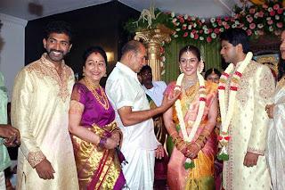 Sreedevi Vijayakumar Wedding Photos ~ Gallery Bay