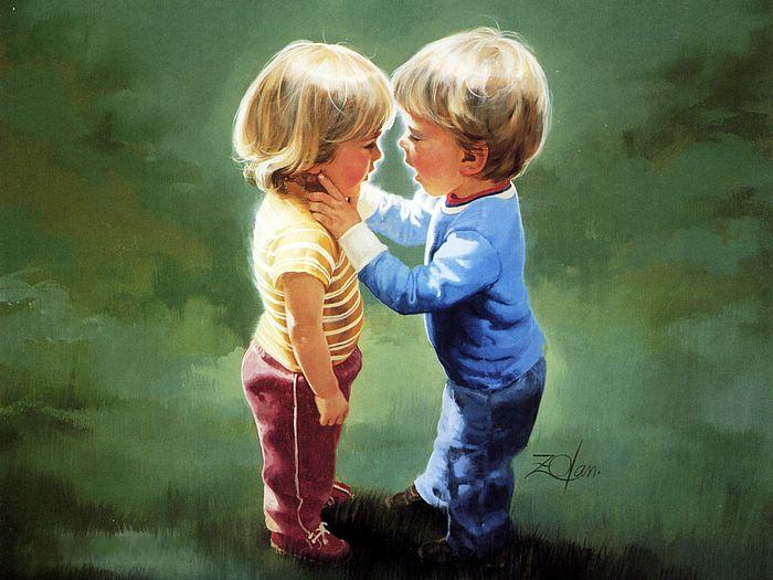 Donald Zolan Oil Paintings