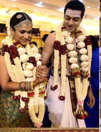 Poornima Indrajith Sister Marriage Wedding picssoundaryaIndrajith Poornima Marriage Photos