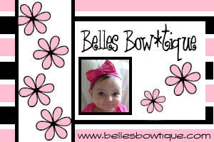 bellesbotique.com, tutus, bows