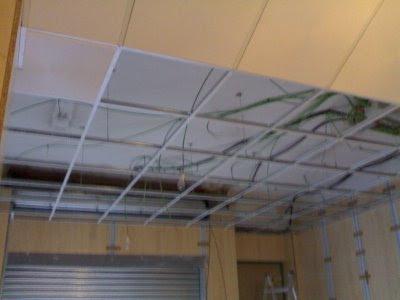 Pladur fuenlabrada fuenlapladur s l techos desmontables for Perfiles techo desmontable