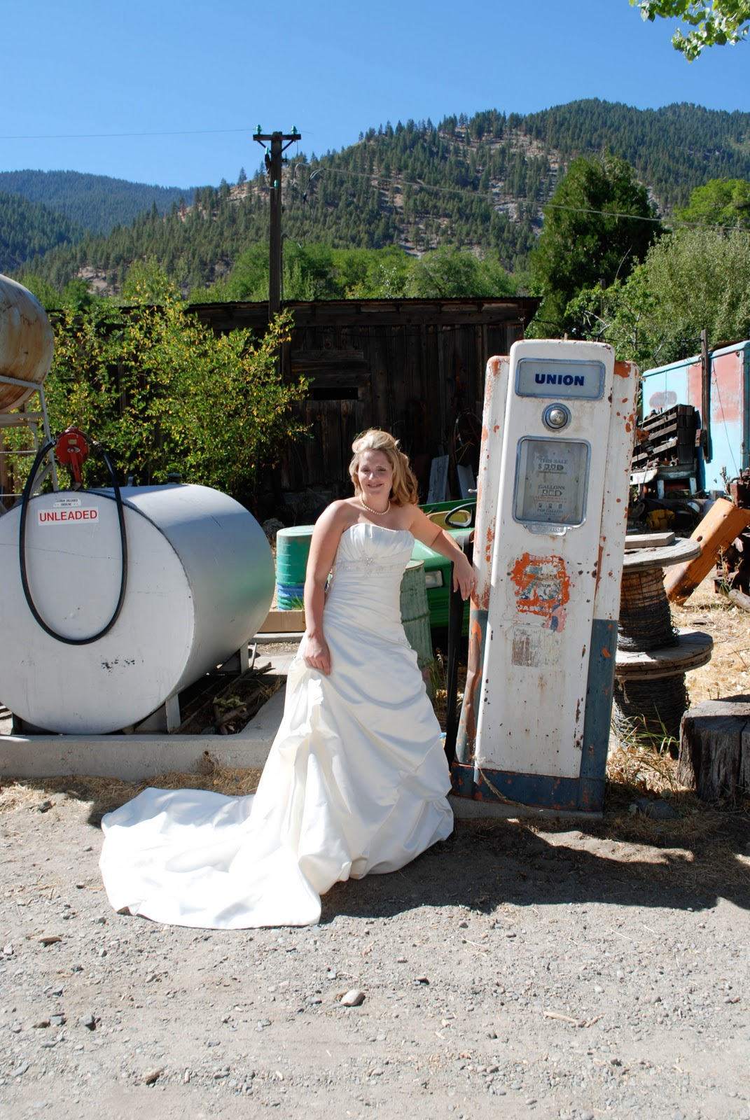 Genoa nevada wedding