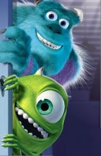 The monsters Jake and Sully will be back for a movie sequel to Monsters Inc.