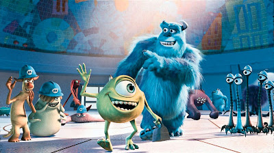 Monsters Inc 2 the movie sequel to Disney Pixar's Monsters Inc