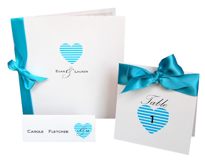 turquoise pairing for wedding