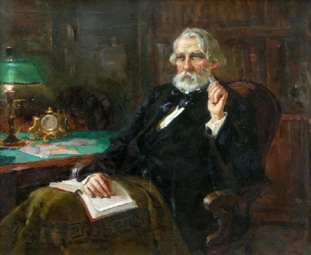 Where was Ivan Turgenev born