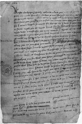 Culpeper Letter
