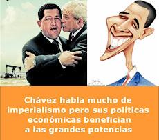 Chávez y el imperialismo
