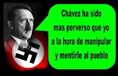 La perversidad de Chávez
