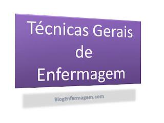 Tecnicas Gerais de Enfermagem .pdf Download