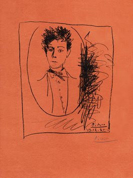Rimbaud by Picasso