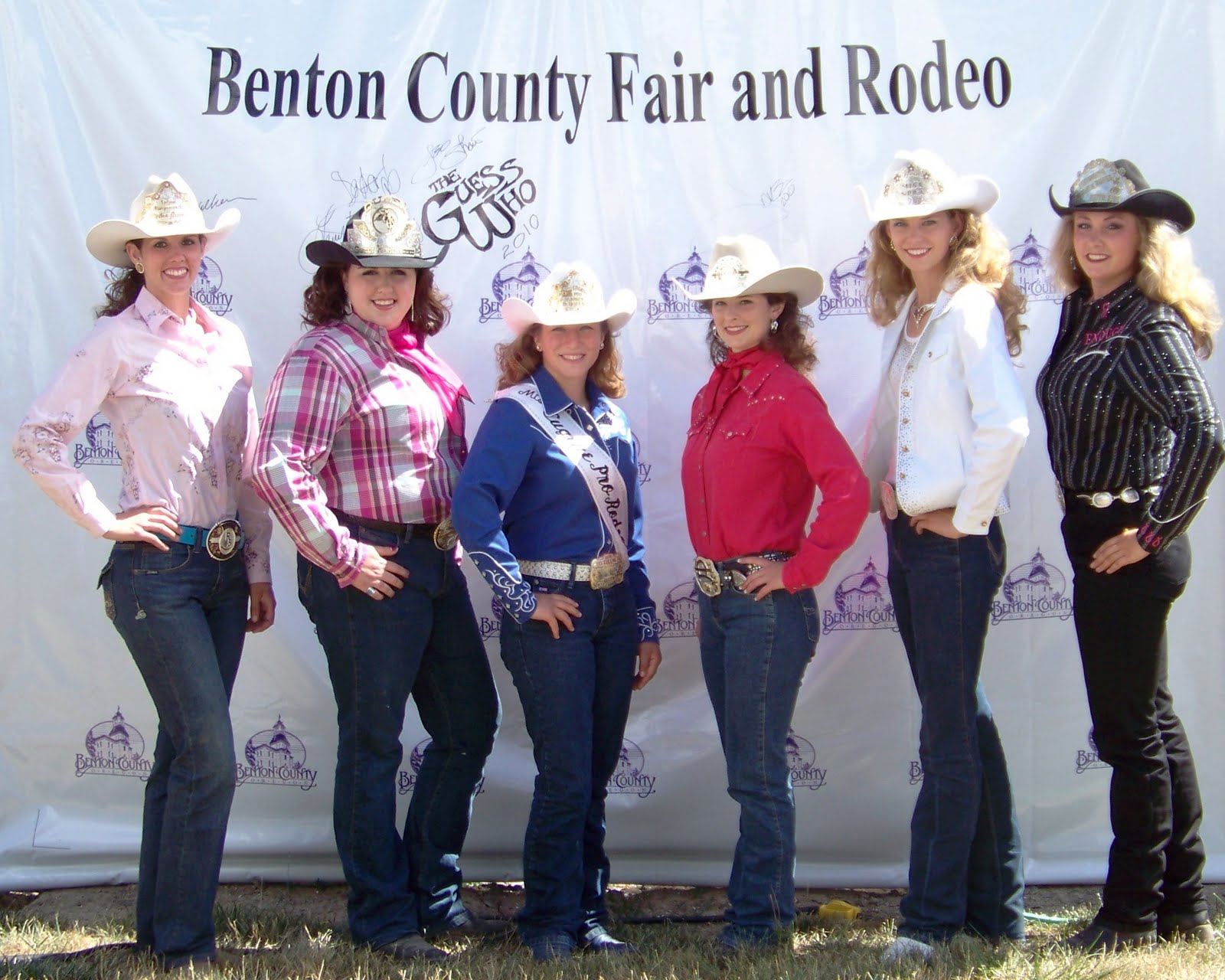 Miss eugene pro rodeo benton county fair and rodeo