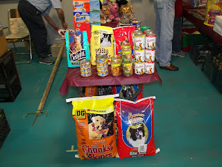 pet food recall merchandise may be showing up in flea markets