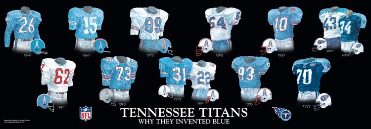 Tennessee Titans Franchise History A Fan S Essentials