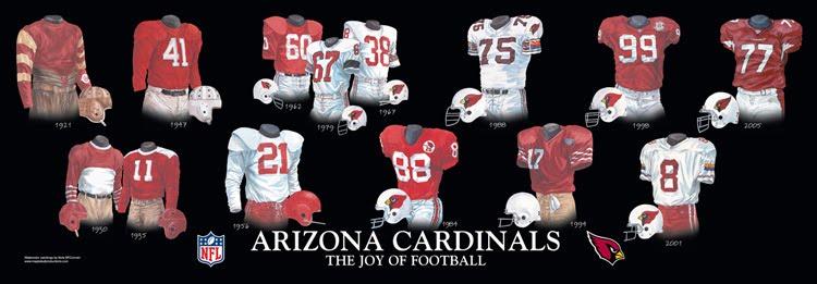 Arizona Cardinals Franchise History A Fan S Essentials