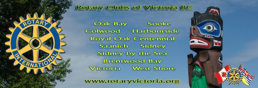 Rotary Clubs of Greater Victoria BC