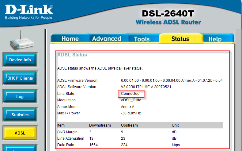 D LINK DSL 2640T DRIVER - youmustupdatedrivers.com