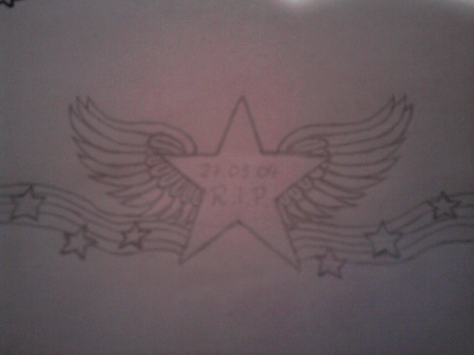 Ein Schner Sternenschweif Und Alles Natrlich Tattoo Like Also