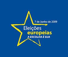 Acompanhe as Eleições Europeias 2009