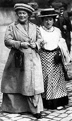 CLARA ZETKIN Y ROSA LUXEMBURGO