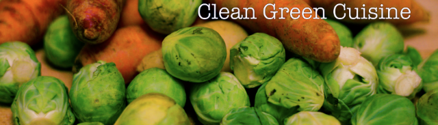 CLEAN GREEN CUISINE