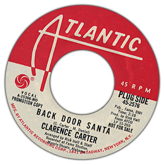 Clarence Carter – Back Door Santa Lyrics | Genius Lyrics
