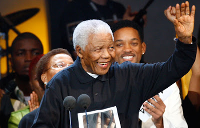 Mandela estara en el primer partido del Mundial