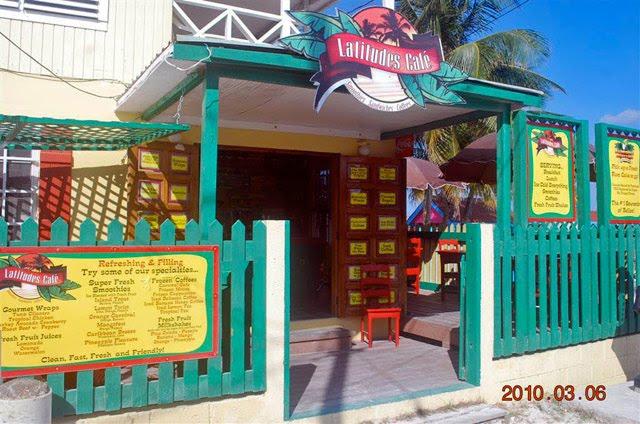 Latitudes Cafe