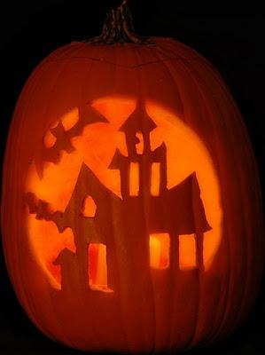 Free Face Stencils for Fun Halloween Pumpkin Carving