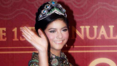 Indonesia on Miss Indonesia Qory Sandioriva Is A Witch Revealed