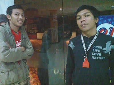 foto yang menunjukkan penampakan hantu paling seram di Indonesia