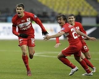Spartak Moskva vs Chelsea