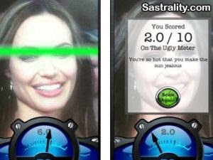 the ugly meter