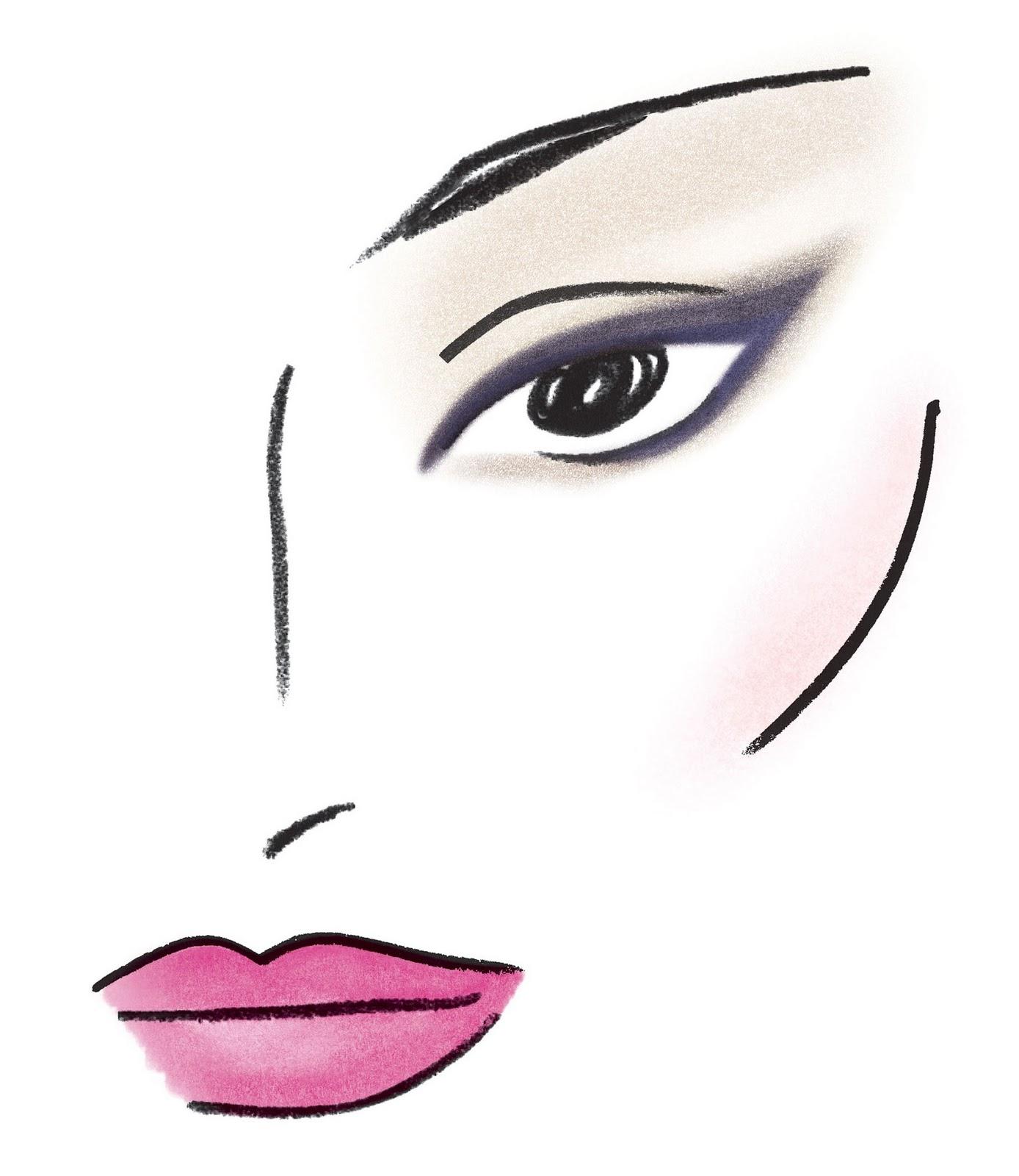 Как правильно делать макияж треугольного лица