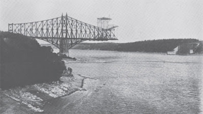 Quebec Bridge Collapse Of August 29 1907 | RM.