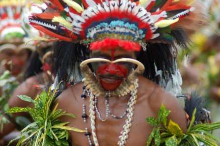 This site is mantained by The Milne Bay Tourism Bureau and is dedicated to