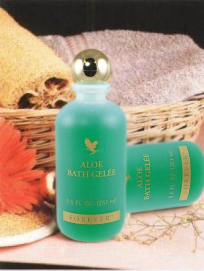 Aloe Bath Gelee Mã số 014 Sữa Tắm tinh chất nha đam