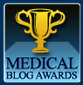 *FINALIST* for BEST LITERARY MEDICAL BLOG OF 2008
