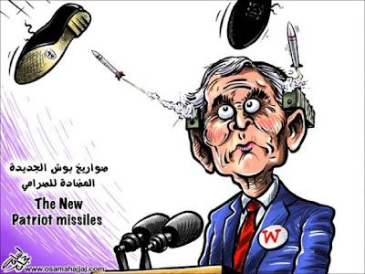 Les nouveaux missiles Patriot
