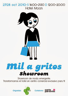 MIL A GRITOS SHOWROOM