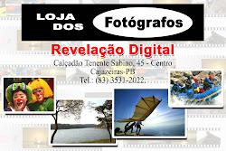 LOJA  DOS FOTOGRAFOS EM CAJAZEIRAS PB