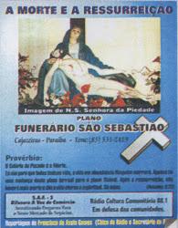 ESTE FOLHETO RETRATA OS TIPOS DE HOMENAGENS FUNEBRES