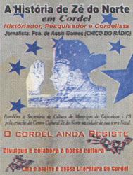 HOMENAGEM A  ZE DO NORTE DE CAJAZEIRAS PB